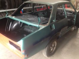 Opel Ascona Group 2 Pontier